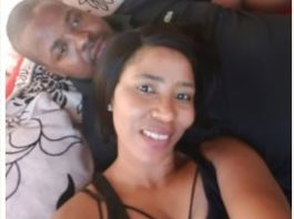 South Africa couple