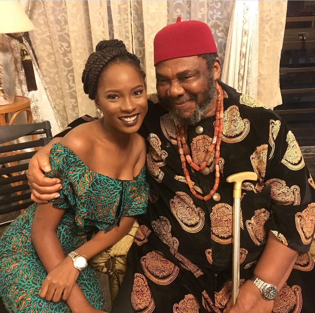 """He Is An Old Man, What Do You Expect""- Actress, Ronke Oshodi Replies Pete Edochie"