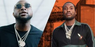 """""""Beggi beggi"""" - Davido dragged over request for collaboration with Meek Mill"""