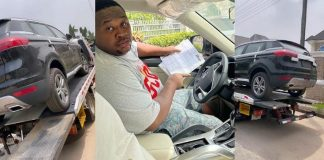 Cubana Chief Priest acquires brand new Geely X7 luxury car (Video)