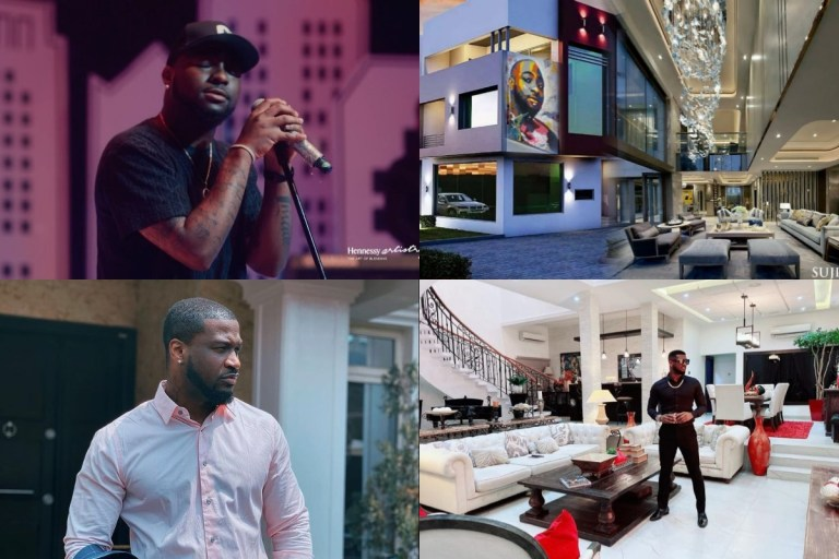 Nigerian Musicians With The Most Expensive Mansions