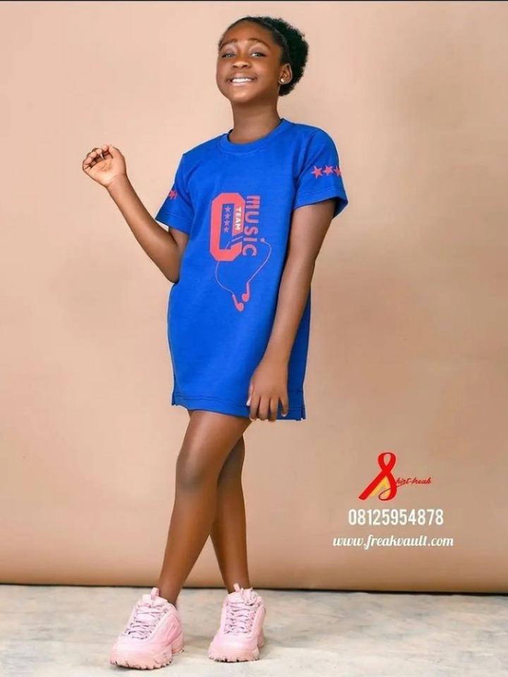 10 Nollywood Actresses' kids Who Are As Beautiful As Their Mother (Photos)