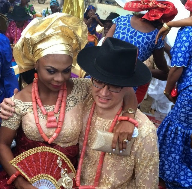 10 Nigerian Celebrities Who Are Married To Foreigners